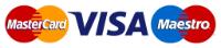 Formas de Pago - Transferencia Bancaria - Tarjetas visa-mastercarad-maestro